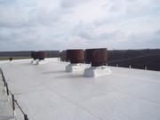 Монтаж и ремонт мембранных крыш в Краматорске
